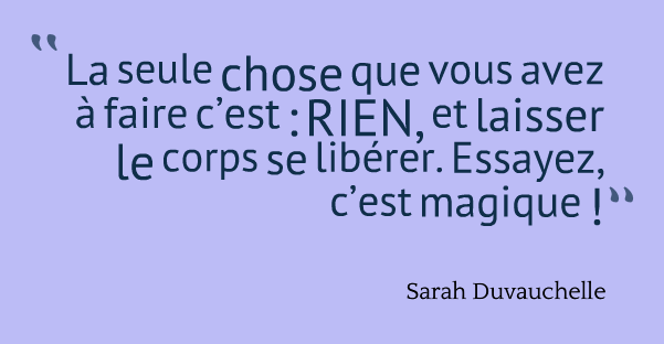 citation Sarah Duvauchelle