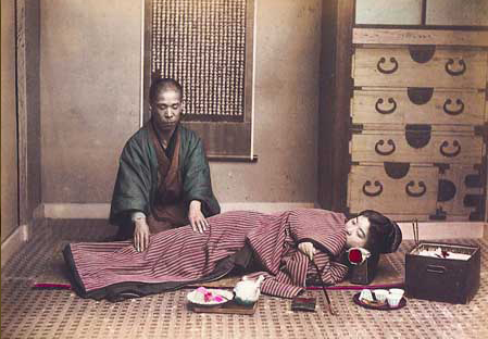 shiatsu tradition