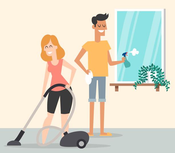 nettoyage famille