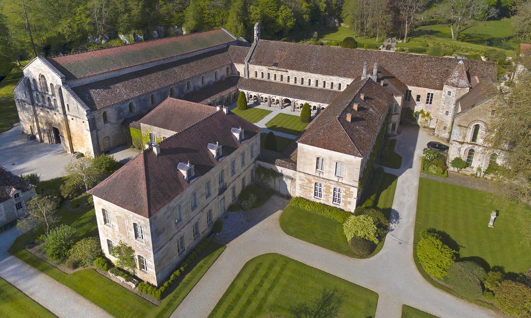 abbaye fontennay