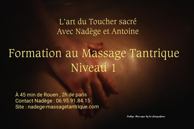 formation au massage tantrique illustration