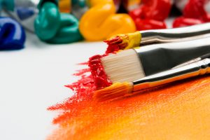 pinceaux art