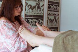favard massage pied