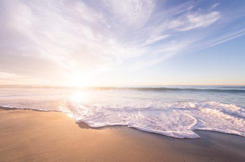 photo ocean soleil