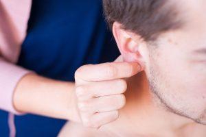 reflexologie oreille