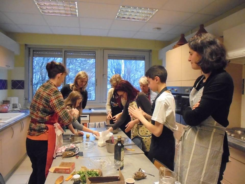 atelier cuisine