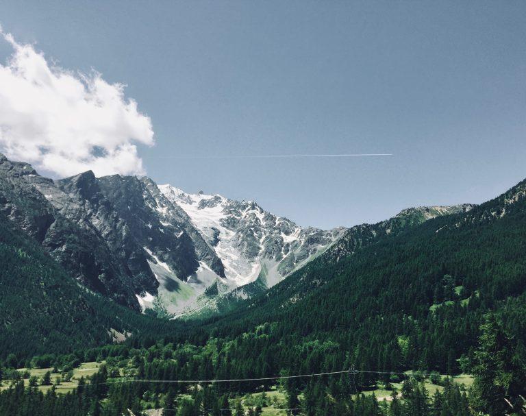 photo montagne alpes