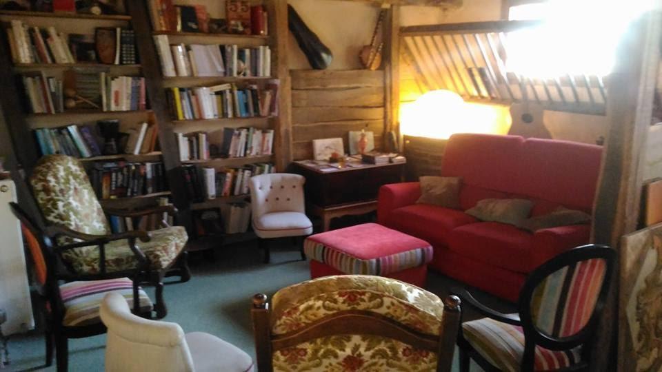 cabinet damien zoyo livres canapé