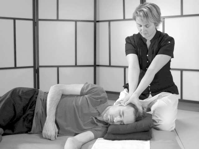 Pascale de Rekeneire massage