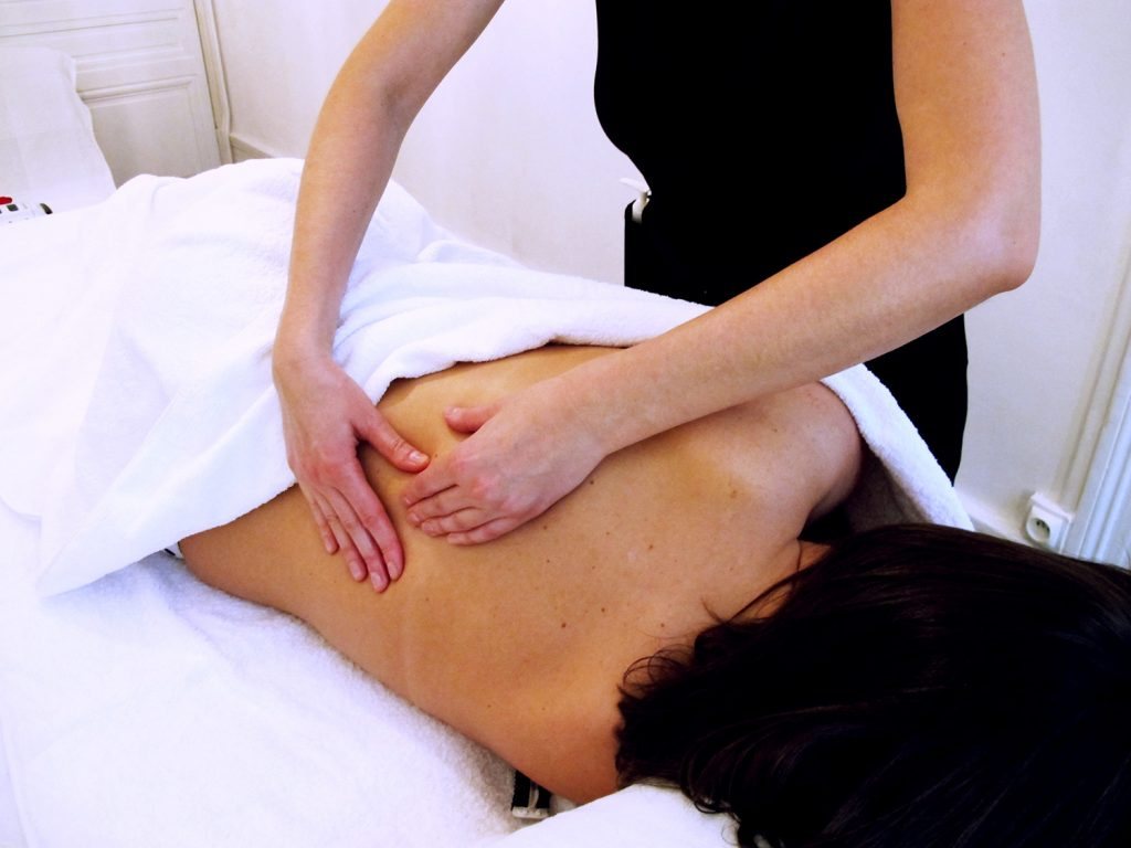 massage de Sophie Brunel