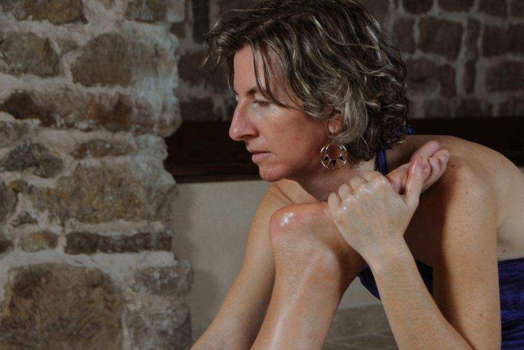 nathalie cardinal photo massage