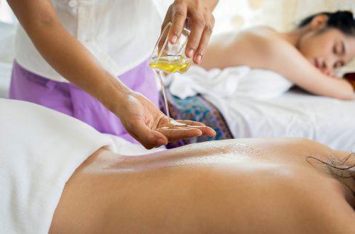 photo massage bien etre