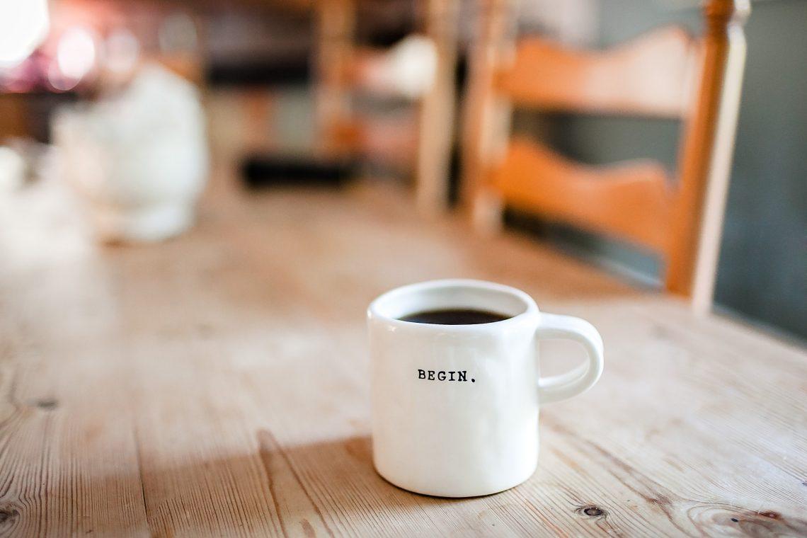photo tasse café