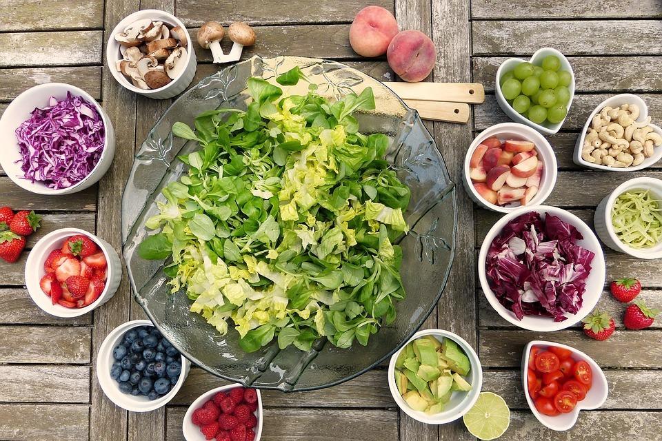 diététique repas photo