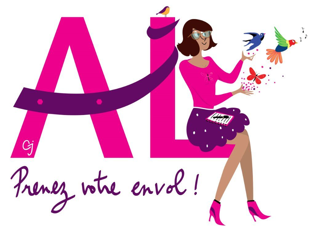 Logo Aude Lherault