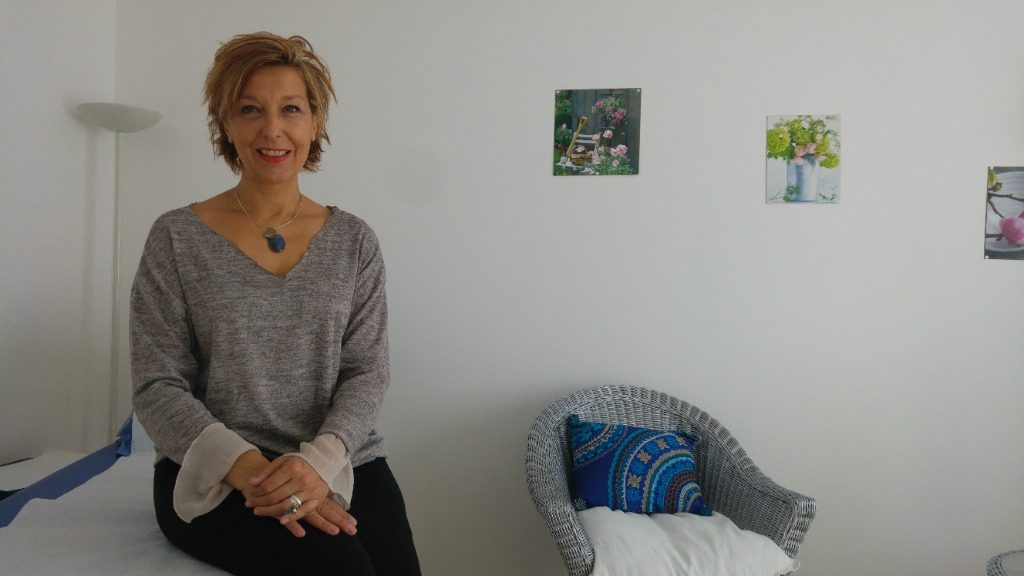 séance Myriam Scharff