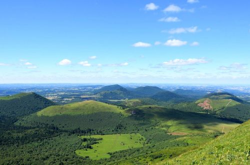 photo volcan auvergne
