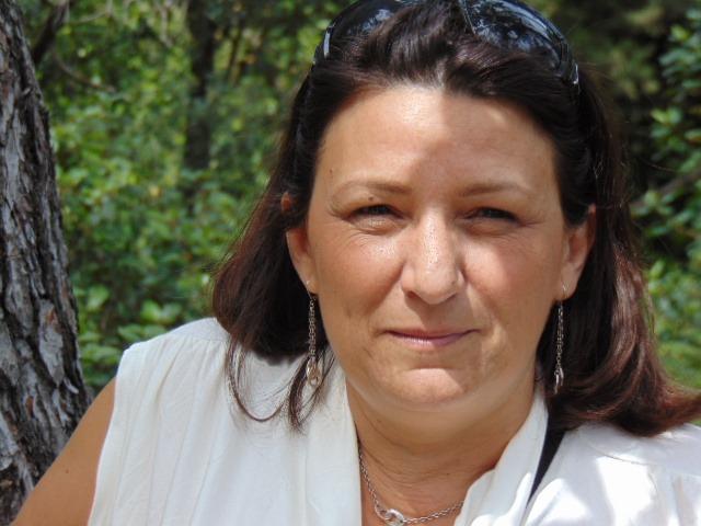 Portrait de Sabine Dumas