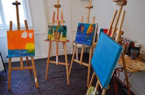 Ghislaine Le Goffic atelier art thérapie