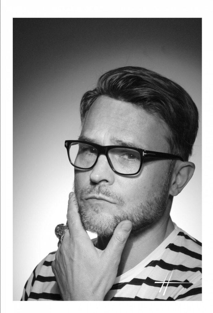 Portrait photo de Franck Bocquier