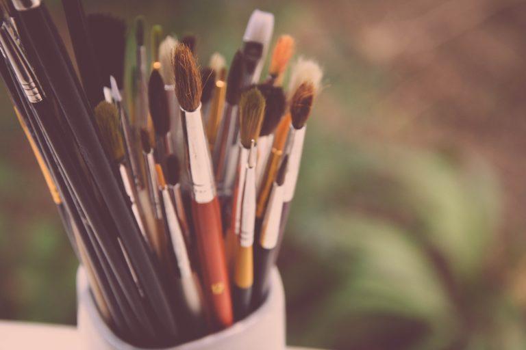 photo de pinceau