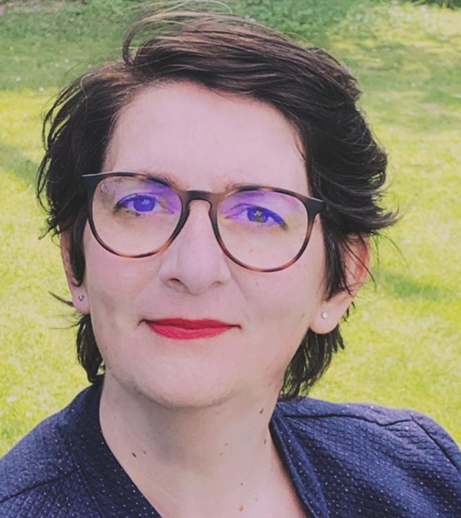 portrait de Karine Laboureau