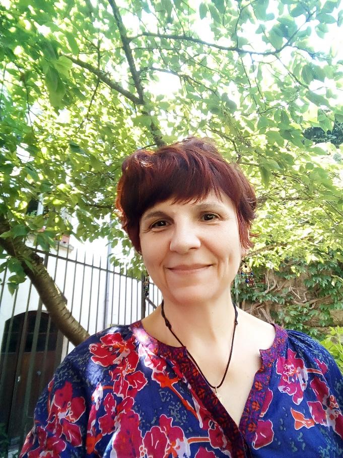 Portrait Marie-Pascale Marotte