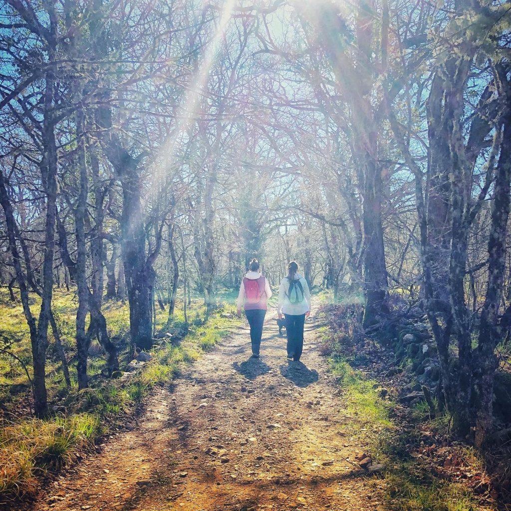 Lena Arnera rando nature