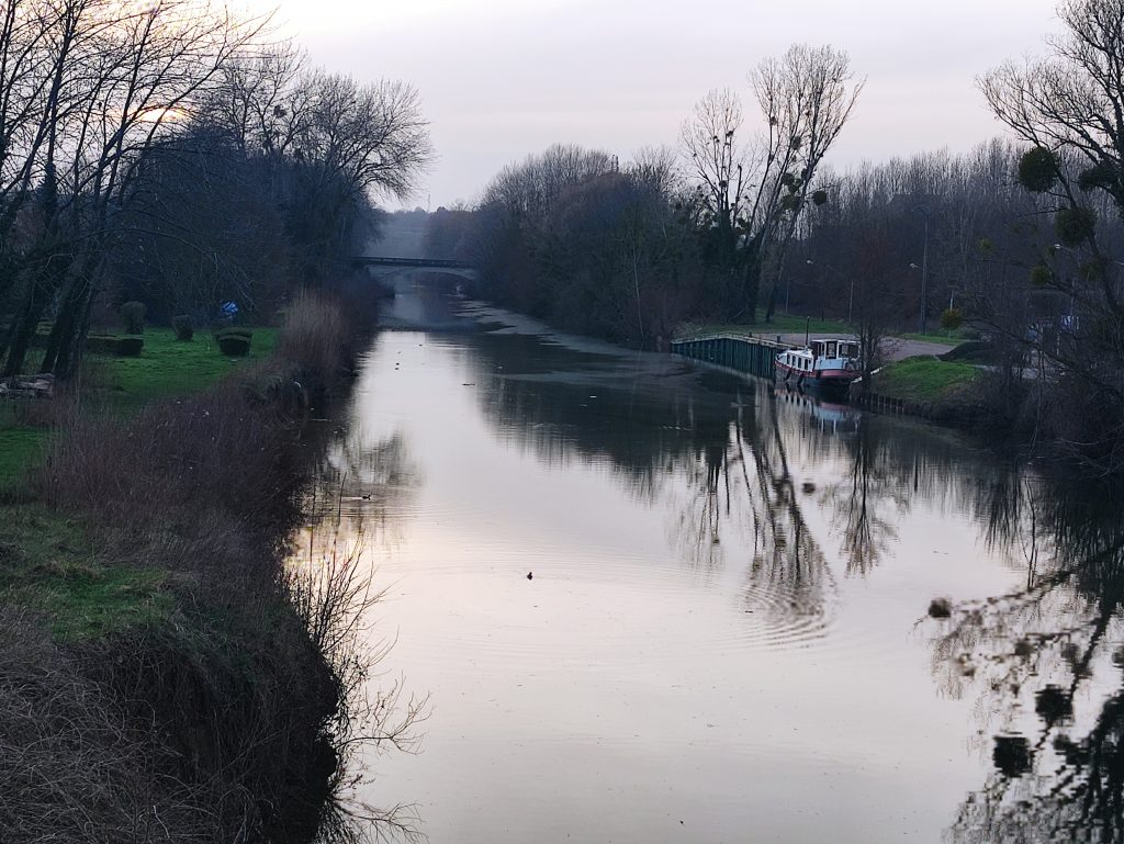 photo Esbly pont morin